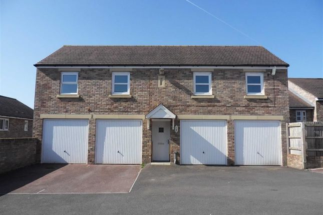 Thumbnail Flat for sale in Burrium Gate, Usk, Monmouthshire