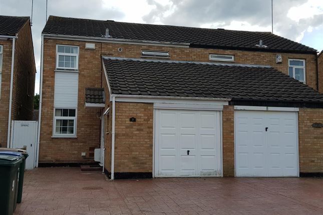 Thumbnail Semi-detached house to rent in March Way, Binley, Coventry
