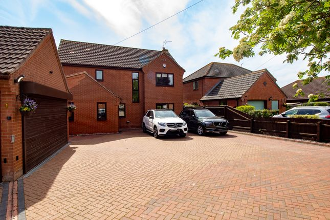 Thumbnail Detached house to rent in Station Road, Surfleet, Spalding, Lincolnshire