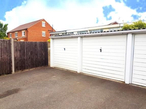 Garage of 106 Lodge Lane, Collier Row, Romford RM5