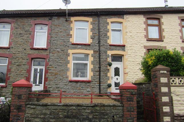 Thumbnail Terraced house for sale in Baglan Street, Pontygwaith