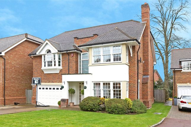 Thumbnail Detached house for sale in Endfield Place, Maidenhead, Berkshire