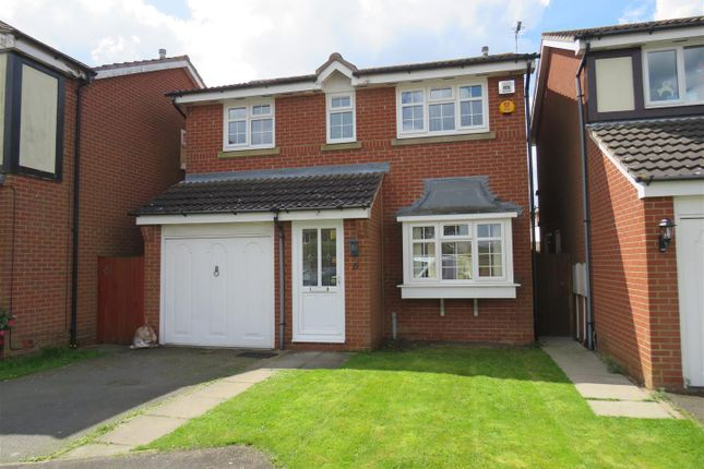 3 bed property to rent in Newby Gardens, Oadby, Leicester LE2
