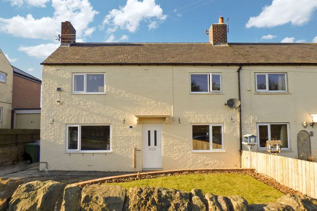 Thumbnail Semi-detached house for sale in North Side, Shilbottle, Alnwick