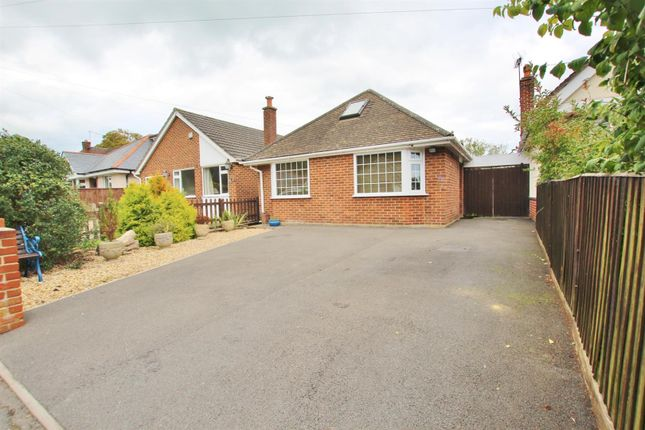Thumbnail Detached Bungalow For Sale In Throopside Avenue Throop Village Bournemouth