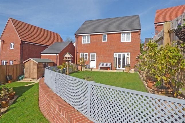 Thumbnail Detached house for sale in Crocker Way, Wincanton