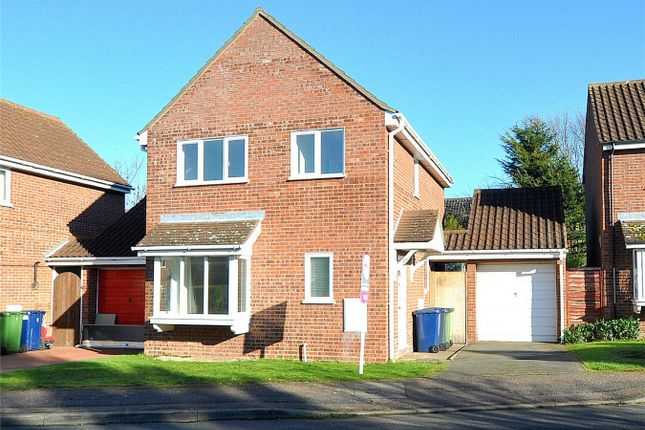 Thumbnail Detached house to rent in Grainger Avenue, Godmanchester, Huntingdon, Cambridgeshire