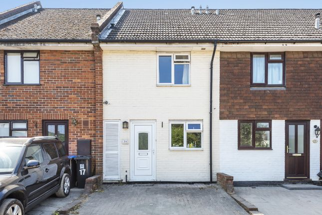 Thumbnail Terraced house for sale in Townsend Lane, Old Woking, Woking