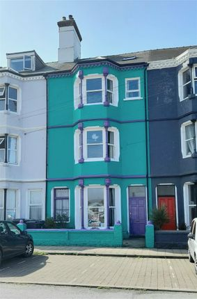 Thumbnail Terraced house for sale in Cambrian Terrace, Borth, Aberystwyth