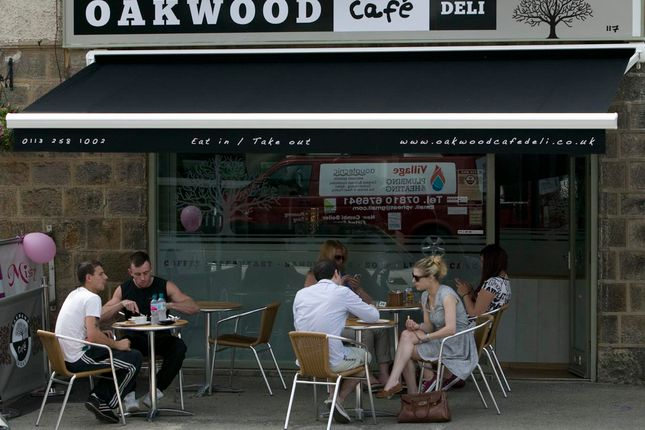 Thumbnail Restaurant/cafe for sale in New Road Side, Horforth