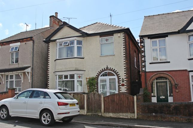 3 bed detached house for sale in Dixie Street, Jacksdale