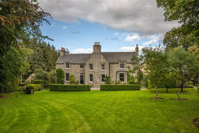 Thumbnail Detached house for sale in Mansefield, Alford, Aberdeenshire