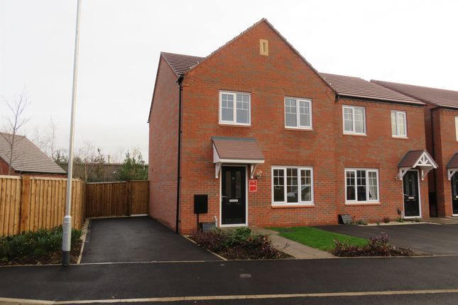 3 bed semi-detached house for sale in Common Lane, Fradley, Lichfield