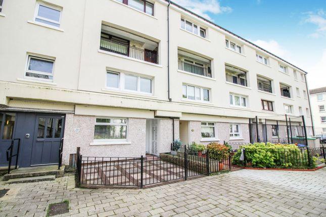 Thumbnail 2 bed maisonette for sale in Wyndford Road, Glasgow