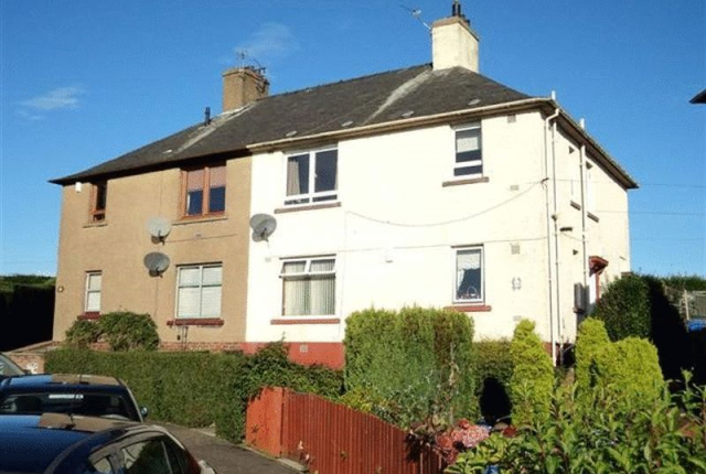 Thumbnail Flat to rent in Park Circle, Markinch, Fife 6Au