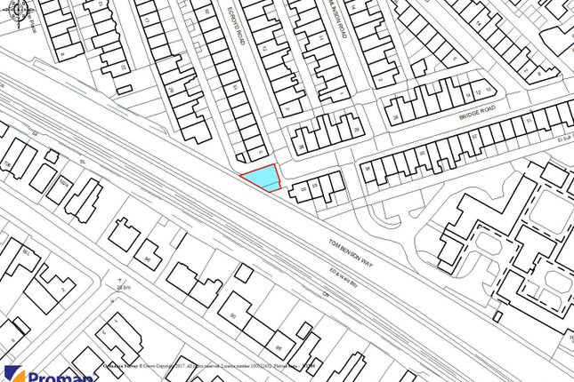 Thumbnail Land for sale in Land At 55A Bridge Road, Preston