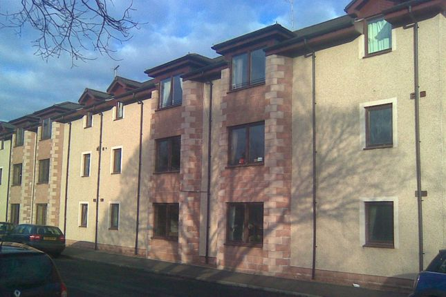 Thumbnail Flat to rent in Oliphant Court, Riverside, Stirling
