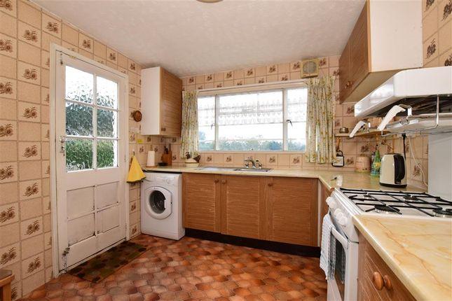 Thumbnail Detached bungalow for sale in Noak Hill Road, Basildon, Essex