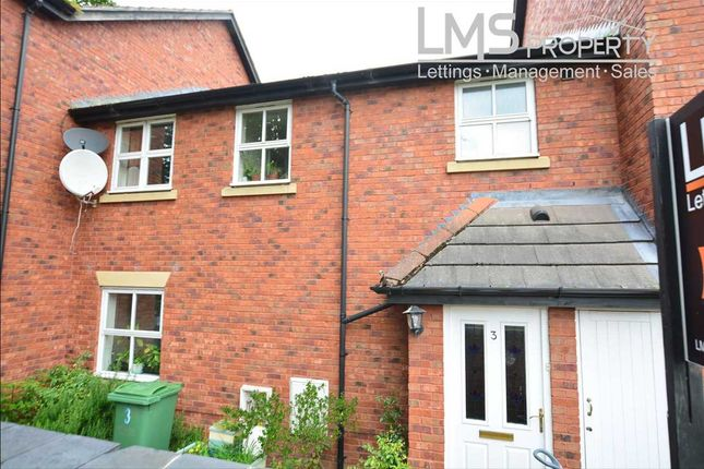 Thumbnail Mews house to rent in Linton Court, Winsford