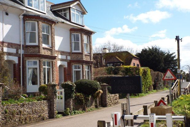 Thumbnail Flat to rent in 15B Millford Road, Sidmouth