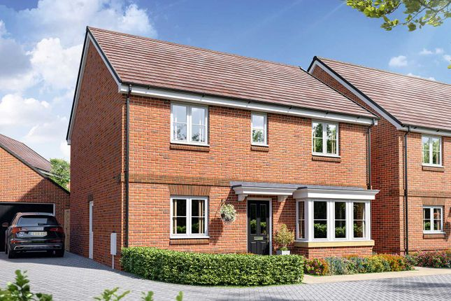 """Thumbnail Detached house for sale in """"The Pembroke"""" at Off Botley Road, Whiteley"""