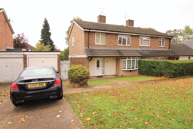 Thumbnail Semi-detached house to rent in Crofts Path, Hemel Hempstead