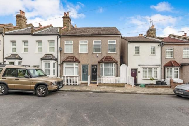 Thumbnail End terrace house for sale in Sultan Street, Beckenham