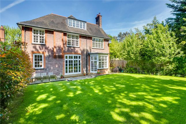 Thumbnail Detached house to rent in Heath Drive, London