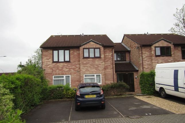 Thumbnail Flat to rent in Apseleys Mead, Bradley Stoke, Bristol