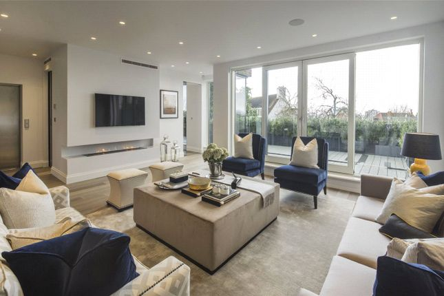 4 bed maisonette for sale in West Heath Road, Hampstead, London NW3