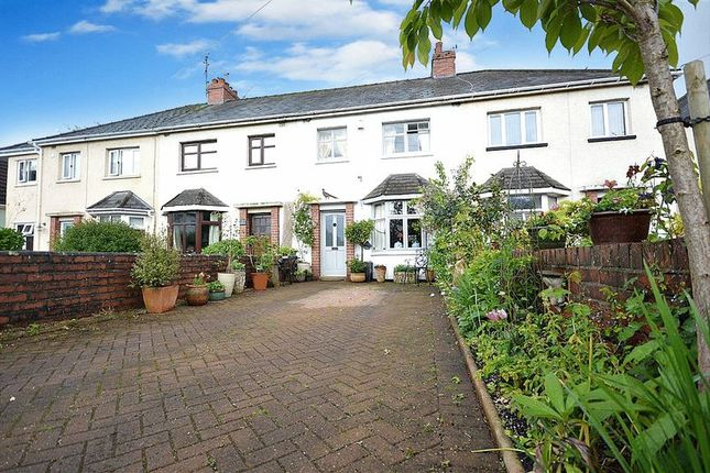 Thumbnail Terraced house for sale in Lulworth Road, Caerleon, Newport