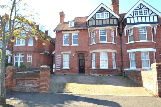 Thumbnail Flat for sale in Arlington Road, Eastbourne