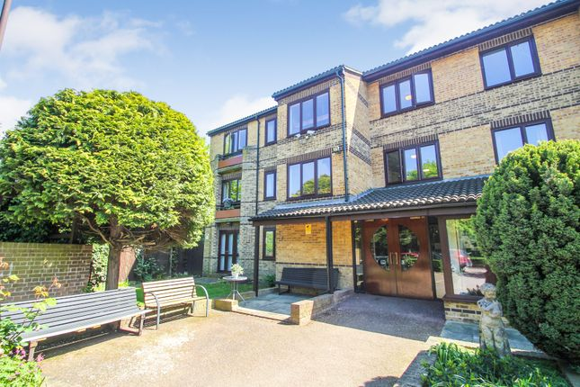 Thumbnail Flat for sale in Oak Lodge, Cambridge Road, Wanstead