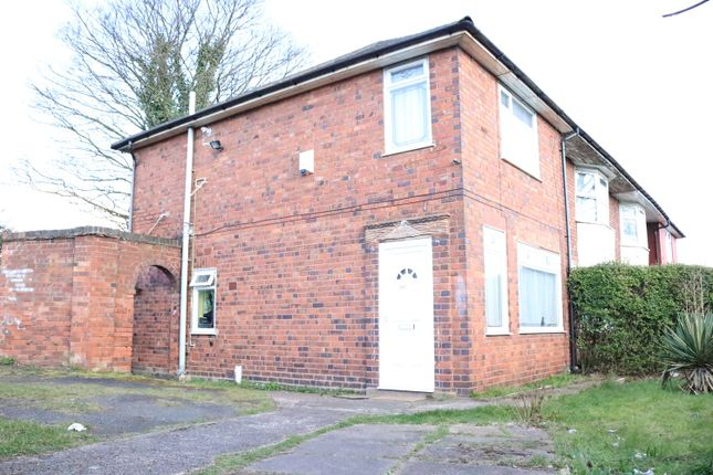 Thumbnail Semi-detached house for sale in College Road, Birmingham