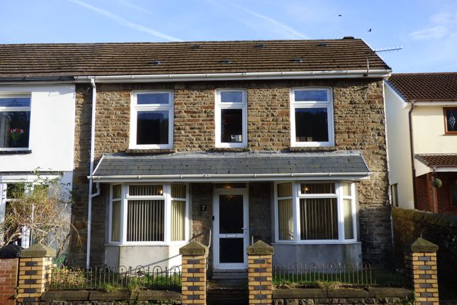 Thumbnail Semi-detached house for sale in Victoria Street, Pontycymmer