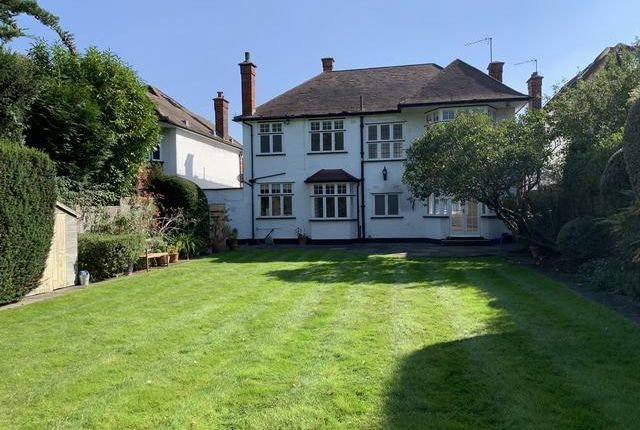Thumbnail Detached house to rent in Audley Road, West Acton