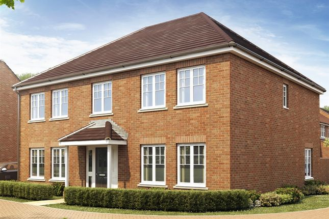 "Thumbnail Detached house for sale in ""The Portland"" at Manor Lane, Maidenhead"