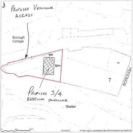 Thumbnail Land for sale in Torpoint, Cornwall