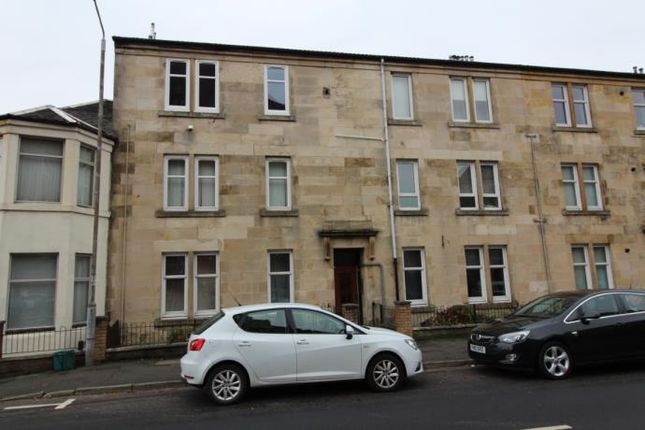 Thumbnail Flat to rent in Seedhill Road, Paisley