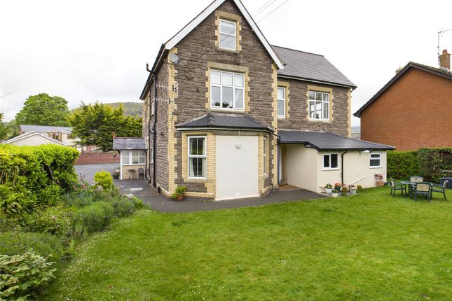 Thumbnail Flat for sale in Avenue Court, Avenue Road, Abergavenny, Monmouthshire