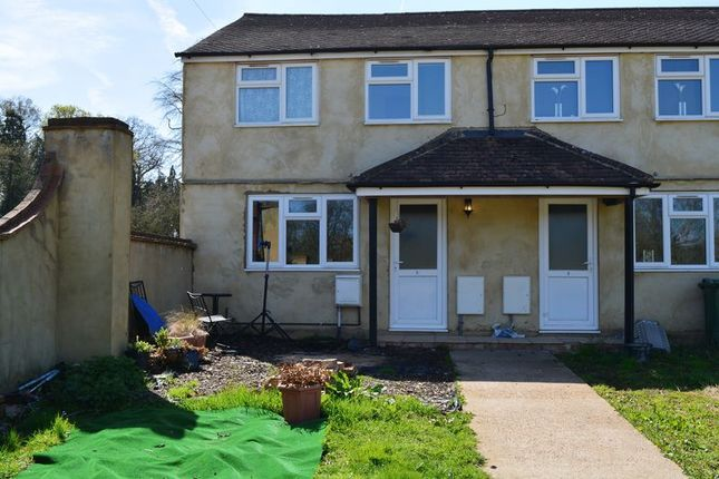 Thumbnail Terraced house to rent in Seven Hills Road, Iver