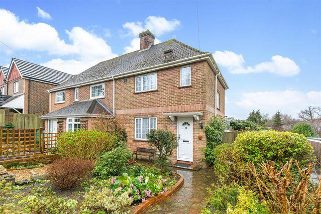 Thumbnail Semi-detached house for sale in Marshlands Lane, Heathfield