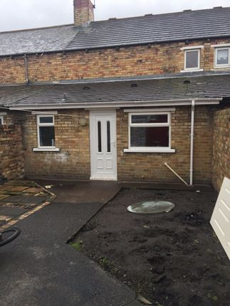 Thumbnail Terraced house for sale in Katherine Street, Ashington
