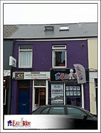 Thumbnail Flat to rent in Salisbury Road, Cardiff