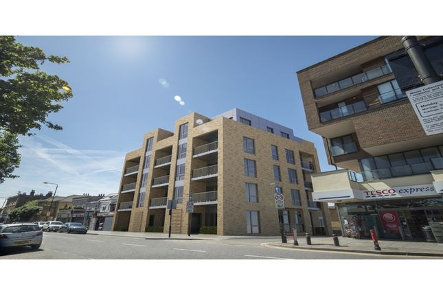 Thumbnail Flat for sale in 91 - 97 Leytonstone Road, London