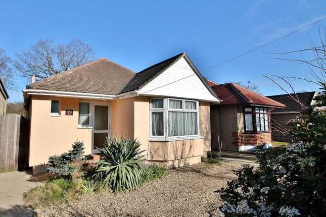 Thumbnail Detached bungalow for sale in Fairfax Road, Woking
