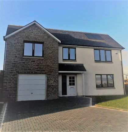 Thumbnail Detached house for sale in Dewar, Plot 4, Kirktown Brae, Stonehaven, Aberdeenshire