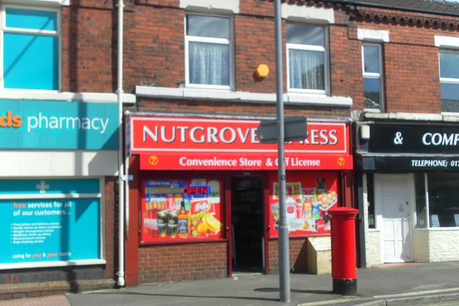 Thumbnail Retail premises for sale in Nutgrove Road, St Helens