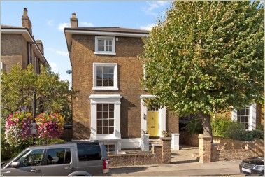 Thumbnail Detached house to rent in Clifton Hill, London