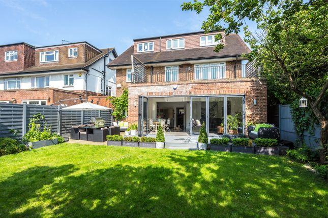 Thumbnail Semi-detached house to rent in Elgar Avenue, London